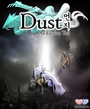 Dust: An Elysian Tail cover