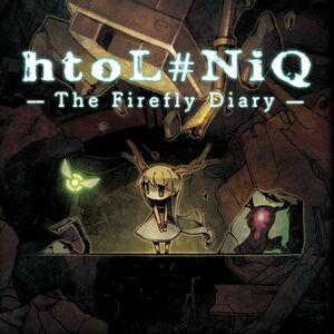 htoL#NiQ: The Firefly Diary cover