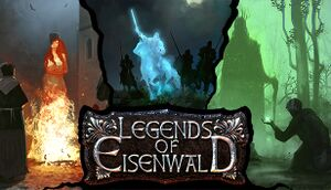 Legends of Eisenwald cover