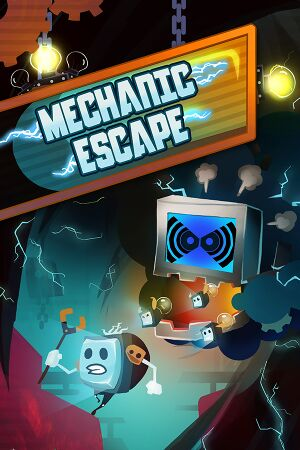 Mechanic Escape cover