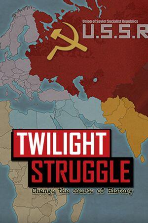 Twilight Struggle cover