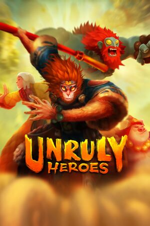 Unruly Heroes cover