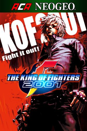 ACA NeoGeo The King of Fighters 2001.jpg