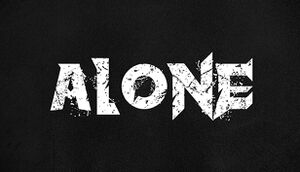 Alone (Avasion) cover