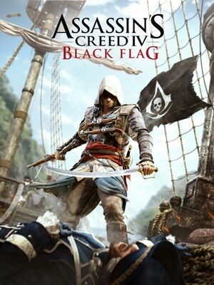 Assassin's Creed IV: Black Flag cover