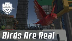 Birds Are Real cover