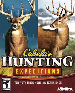Cabela's Hunting Expeditions cover