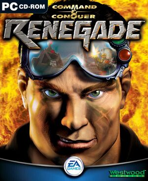 Command & Conquer: Renegade cover