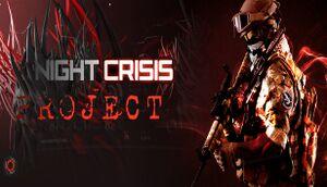 Night Crisis cover