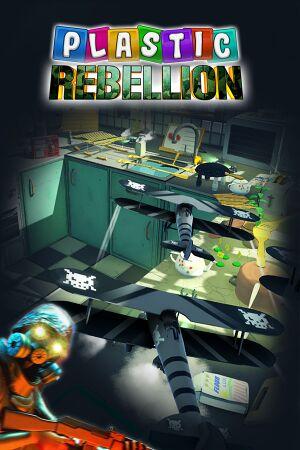 Plastic Rebellion cover