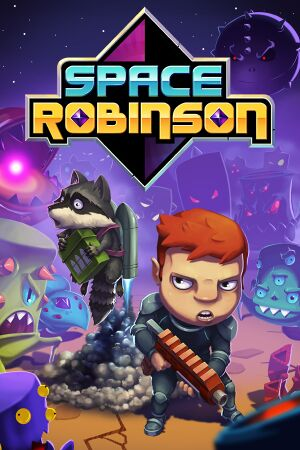 Space Robinson:Hardcore Roguelike Action cover