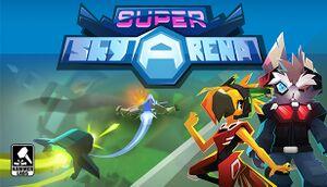 Super Sky Arena cover
