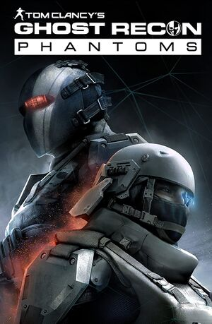 Tom Clancy's Ghost Recon Phantoms cover