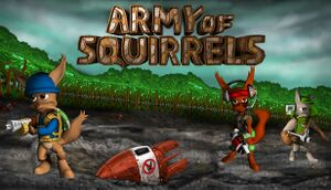 Army of Squirrels cover
