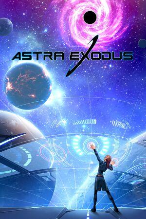 Astra Exodus cover