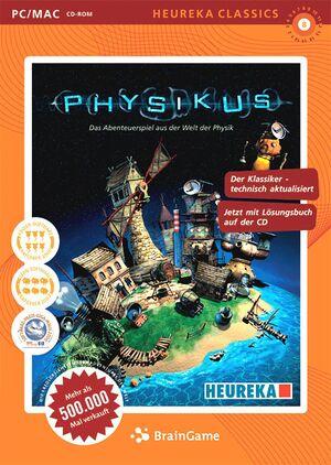 Physikus cover