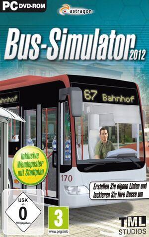 Bus Simulator 2012 cover