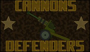 Cannons-Defenders: Steam Edition cover