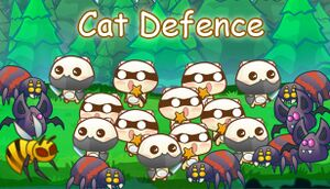 Cat Defense cover