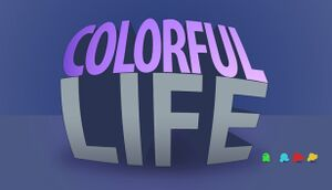 Colorful Life cover