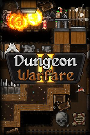 Dungeon Warfare 2 cover