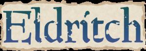Eldritch cover