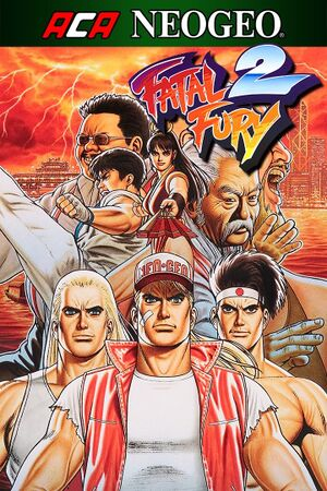 Fatal Fury 2 cover