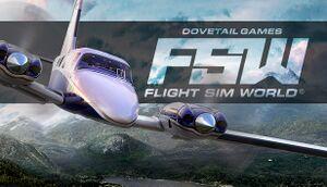 Flight Sim World cover