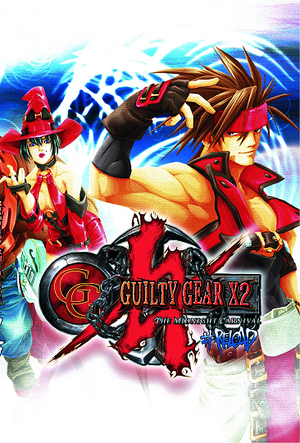 Guilty Gear X2 Reload cover