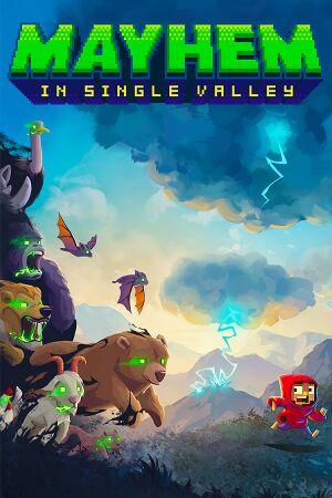 Mayhem in Single Valley cover
