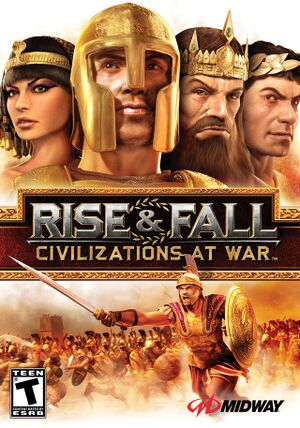 Rise and Fall: Civilizations at War cover
