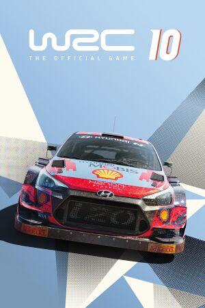 WRC 10: FIA World Rally Championship cover