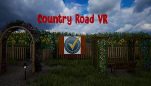 Country Road VR cover