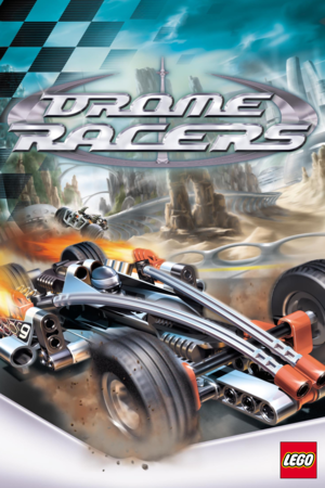 Drome Racers cover