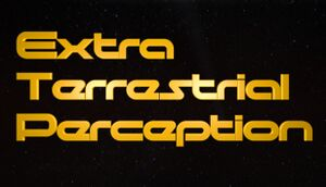 Extra Terrestrial Perception cover