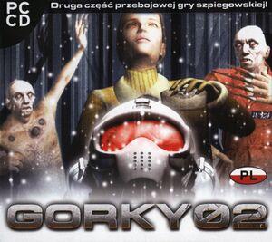Gorky 02: Aurora Watching cover