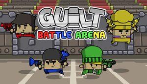 Guilt Battle Arena cover