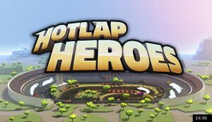 Hotlap Heroes cover