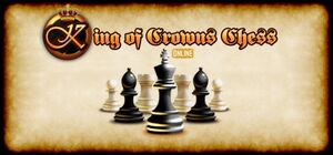 King of Crowns Chess Online cover