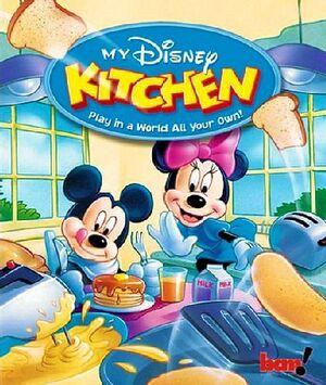 My Disney Kitchen cover
