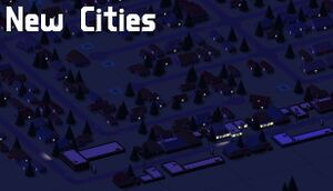 New Cities cover