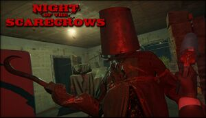Night of the Scarecrows cover