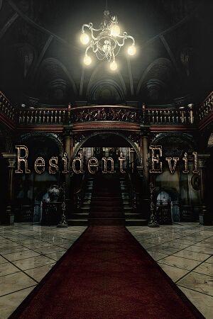 Resident Evil HD Remaster cover