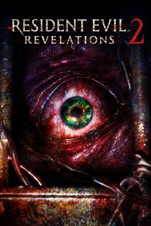Resident Evil: Revelations 2 cover