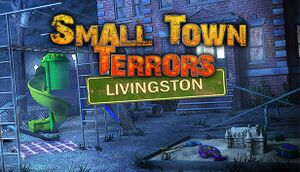 Small Town Terrors: Livingston cover