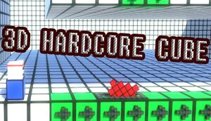 3D Hardcore Cube cover