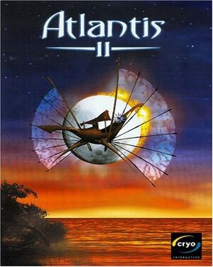 Atlantis II: Beyond Atlantis cover