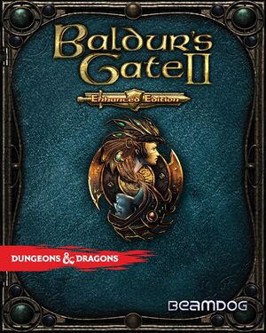 Baldur's Gate II: Enhanced Edition cover