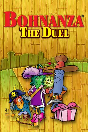 Bohnanza the Duel cover