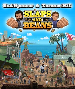 Bud Spencer & Terence Hill: Slaps and Beans cover